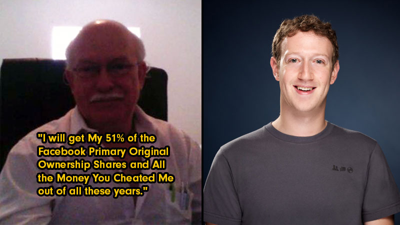 Mark Zuckerberg's father