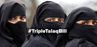 Triple Talaq Bill Twitter