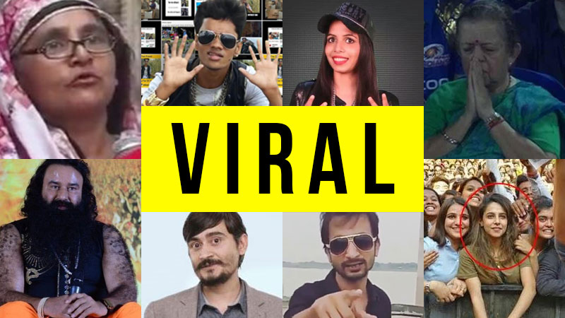 Viral Sensations of 2017