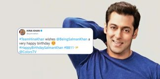 celebrities wishing Salman Khan