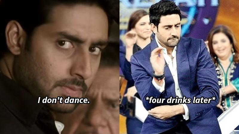 Abhishek Bachchan GIFs