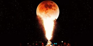 best Supermoon pictures