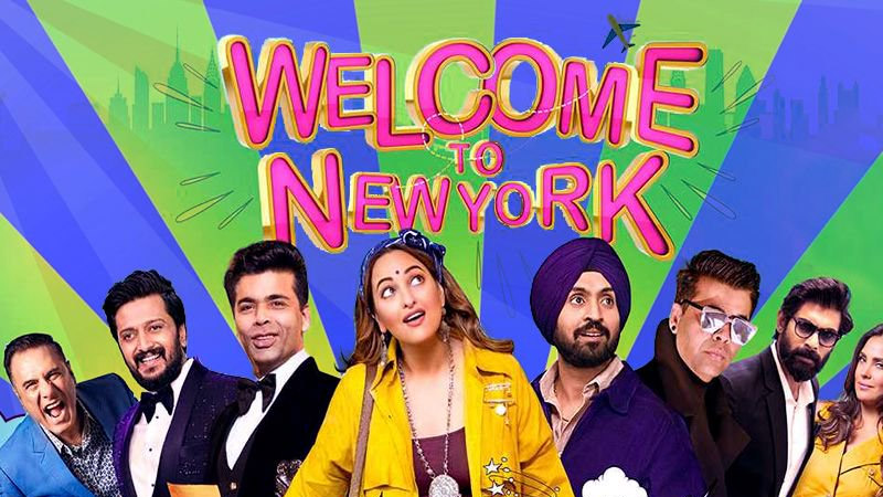 Welcome To New York Twitter Review