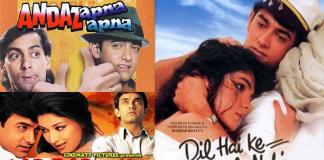 iconic Aamir Khan movies