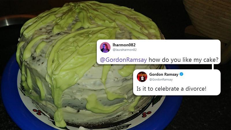 Gordon Ramsay roasts