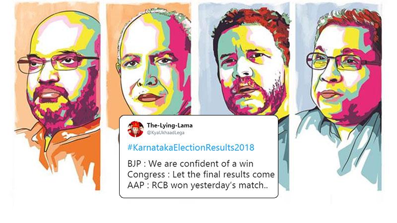 Karnataka Election jokes