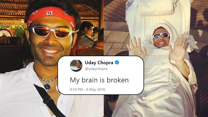 Uday Chopra tweets