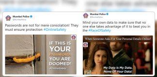 Mumbai Police funny tweets