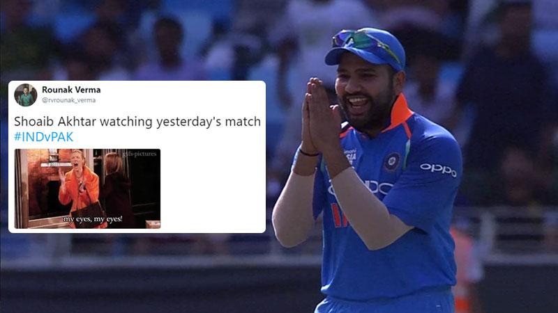 India Pakistan Match Memes