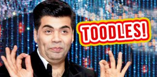 Karan Johar Koffee with Karan India's Got Talent Instagram