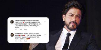 Shah Rukh Khan Romantic Moments