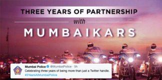 Mumbai Police funniest tweets