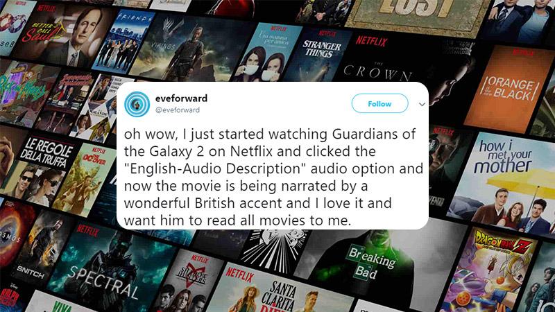Netflix's Audio Descriptions