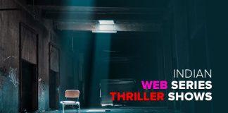 thriller shows
