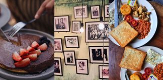 food joints in Delhi