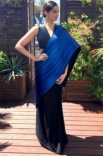 Sonam Kapoor | Source: Pinterest