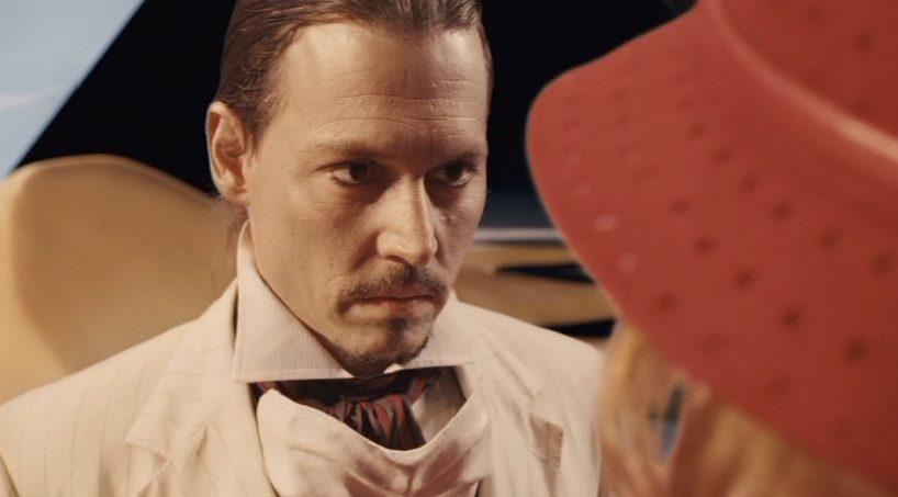 Johnny Depp dialogues