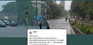 #MumbaiRains