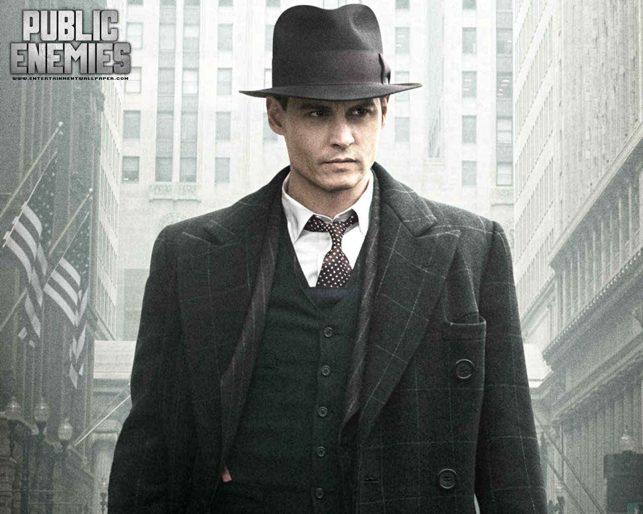 Johnny Depp - Public Enemies