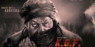 Sanjay Dutt Starrer KGF 2