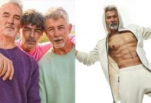 Celebrity Photos Aging Filter