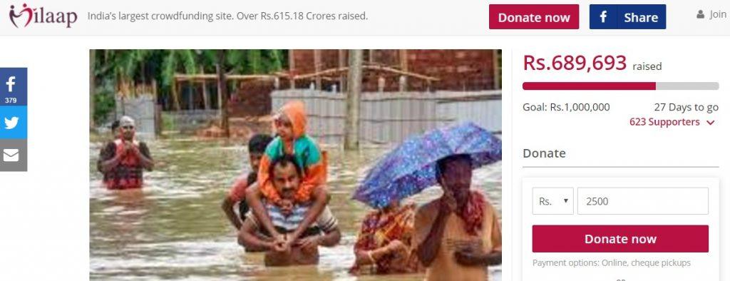 Assam Relief Fund