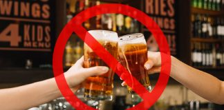 Beer Banned in Dellhi
