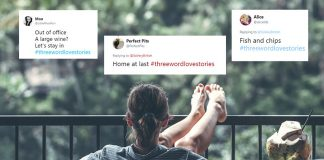 #threewordlovestories
