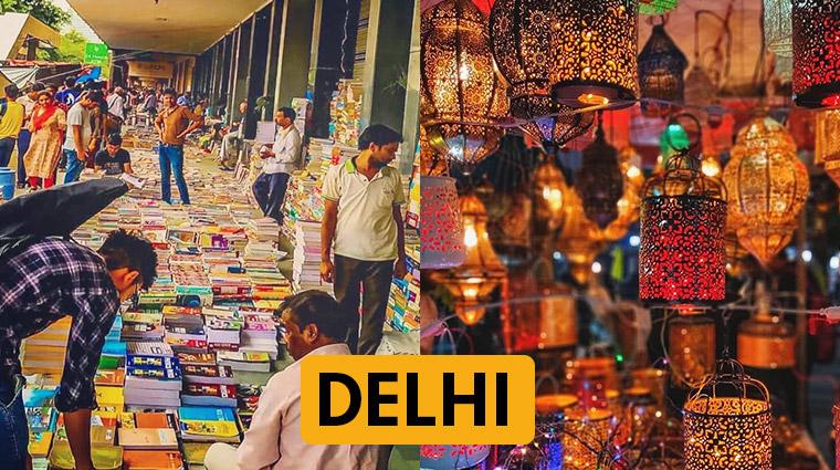 Delhi Shopping Markets
