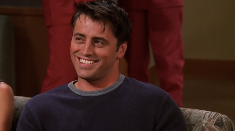 These Gifs Prove Joey Tribbiani Is The Best Bro Ever - Social Ketchup
