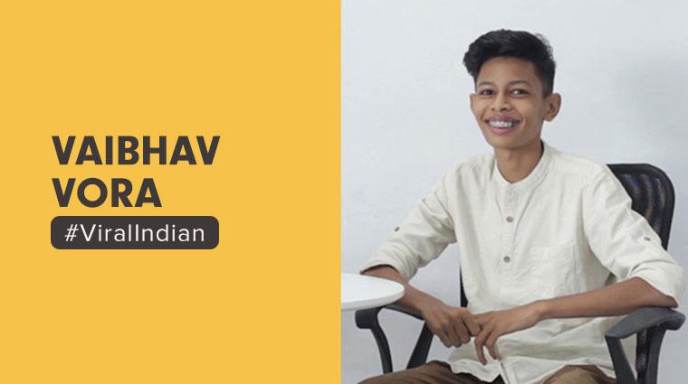 Mature Bag Guy - Vaibhav Vora