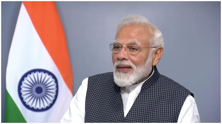 Narendra Modi's Address