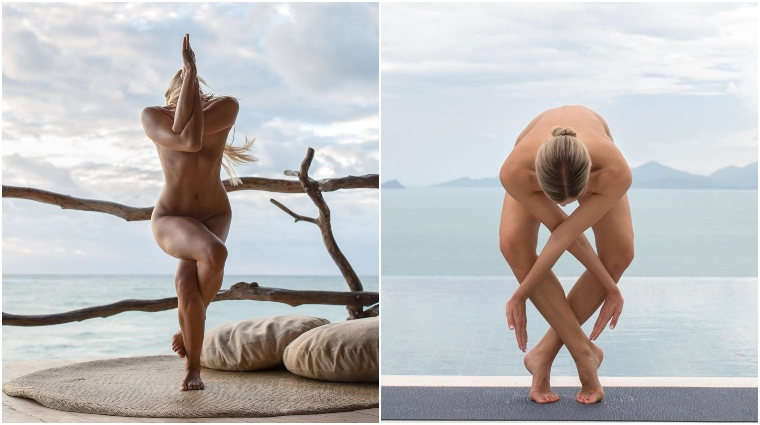 Nude Yoga Girl Inspires People To Embrace And Love Their Bodies Social Ketchup