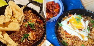 fried rice combinations