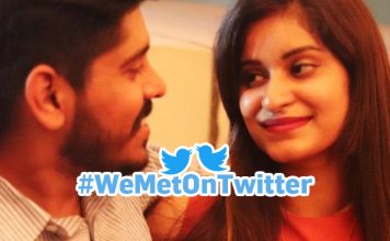 #WeMetOnTwitter