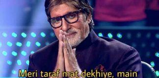 Amitabh Bachchan meme templates