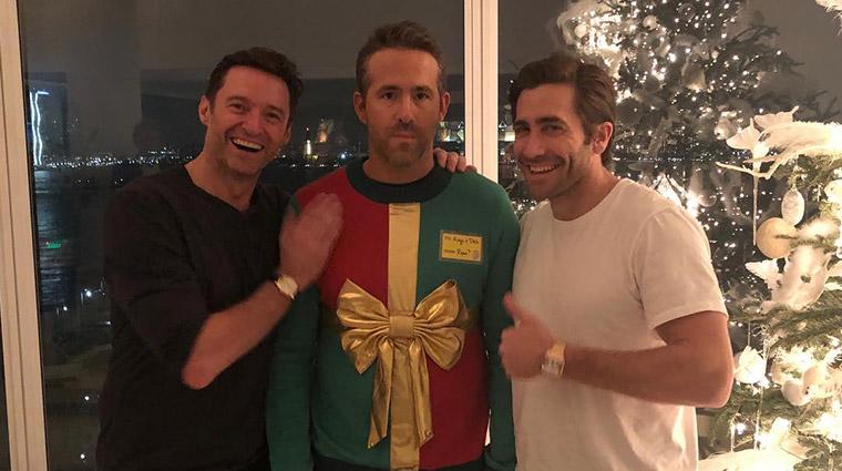 funny Ryan Reynolds posts