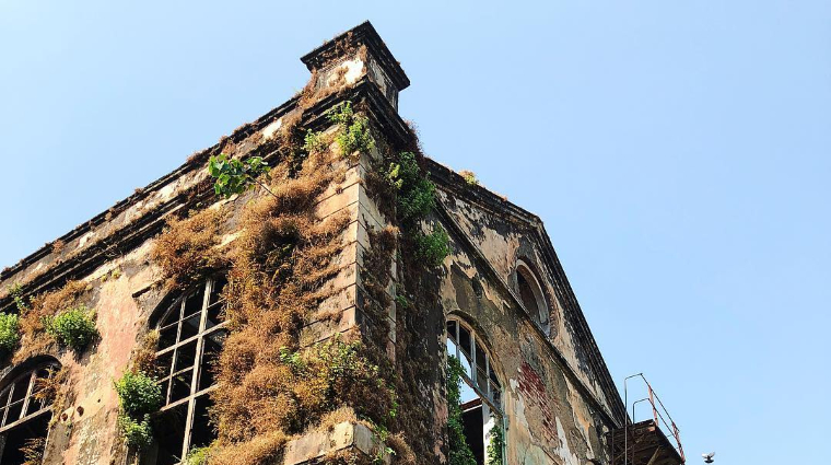 spooky areas in Mumbai