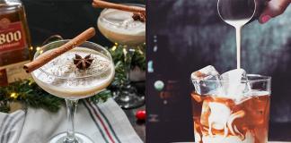 milk-based cocktails