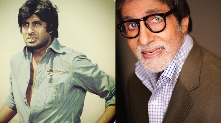 50 years of Amitabh Bachchan