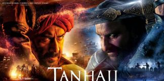 Tanhaji: The unsung hero Trailer