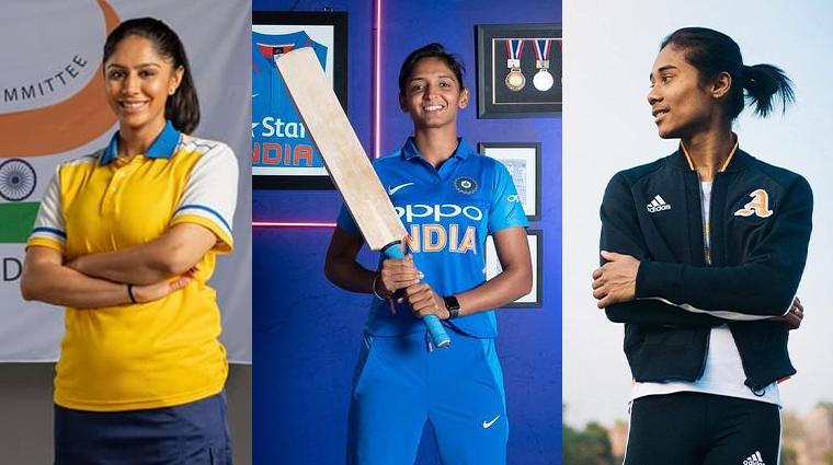 Indian sportswomen of this decade
