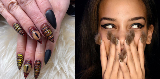strange nail trends of the decade