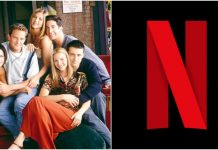 FRIENDS leaves Netflix