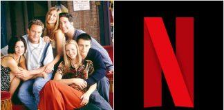 FRIENDS leaves Netflix