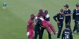 New Zealand helped West Indies