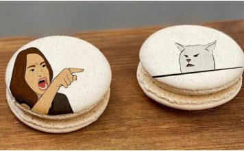 meme macarons