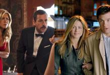 Jennifer Aniston roles