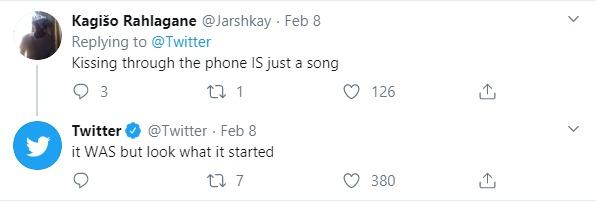 Twitter's Valentine's Day