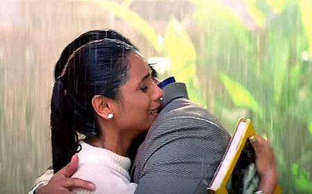 romantic Bollywood scenes